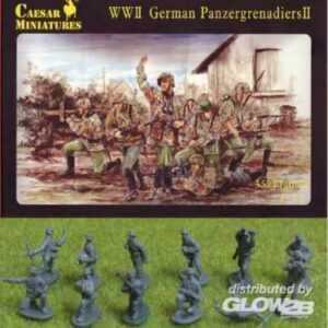 WWII German Panzergrenadiers