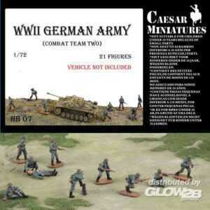 WWII Germans Army (combat team two)