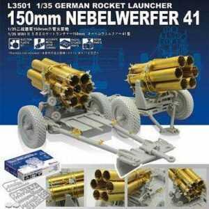 150mm Nebelwerfer 41