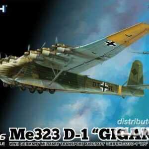 WWII Luftwaffen Messerschmitt Me 323 D-1 Gigant