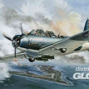 WWII Douglas TBD-1 Devastator-VT-6 1942