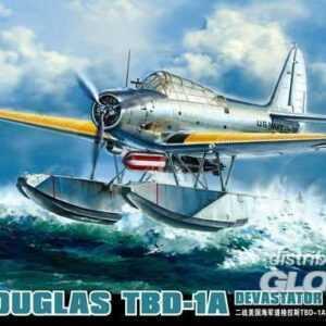 WWII Douglas TBD-1a Devastator Floatplane
