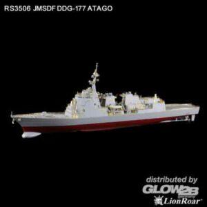 JMSDF DDG-177 Atago for Trumpeter
