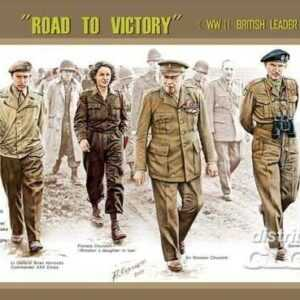 WWII Britis Leader set (Road to Victory)