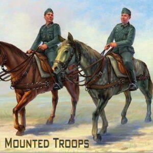 German Mounted Troops
