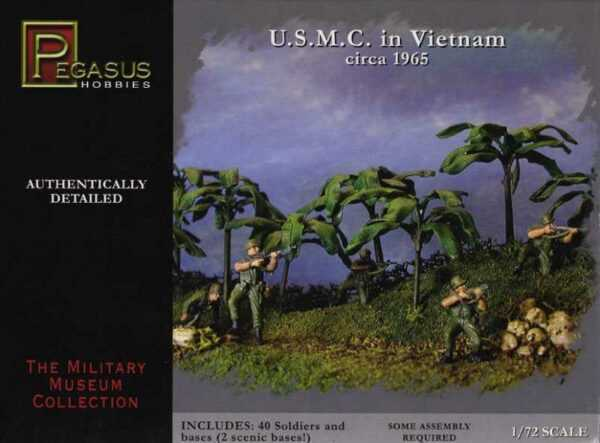 Vietnam US Marines