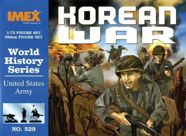 US Infanterie Korea Krieg