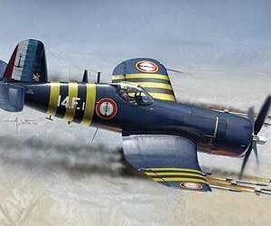 F4 U-7 Corsair