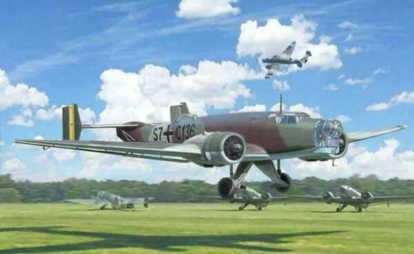 Junkers Ju 86 E-1/E-2