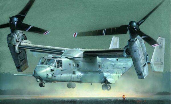 V-22 OSPREY Tilt Rotor