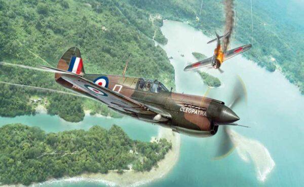 P-40E/K Kittyhawk