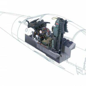 F-104G Cockpit