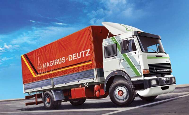 Magirus Deutz 360 M19