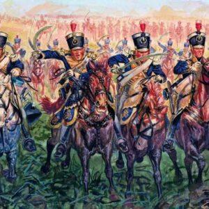 British Light Cavalry 1815