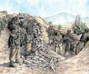 German Paratroopers WW 2nd (Tropical Uniform)