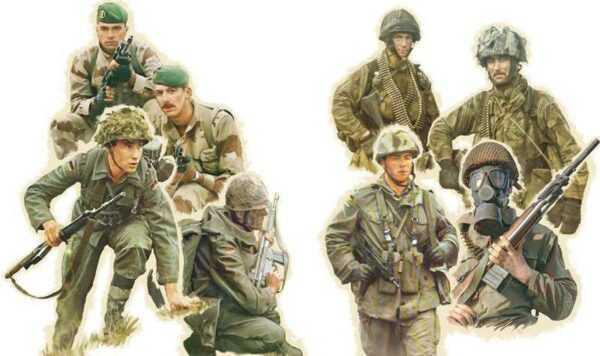 NATO Truppen