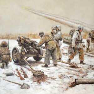 15cm Nebelwerfer 41 w/crew