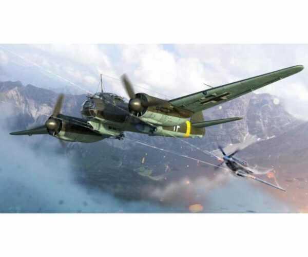 Junkers Ju 88 - War Thunder