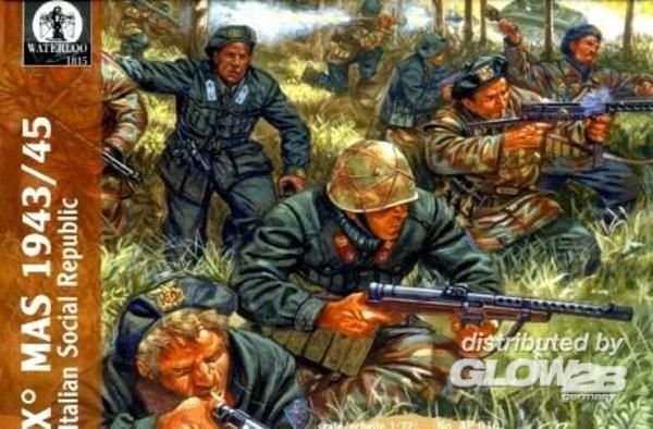 Italian Fascist Army, 1940-43