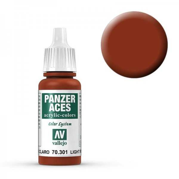 Panzer Aces 001 Light Rust 17 ml