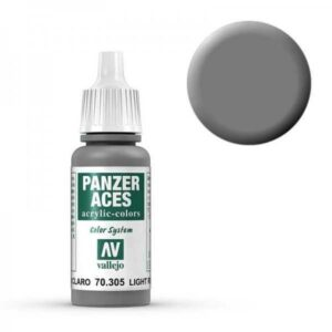 Panzer Aces 005 Light Rubber 17 ml
