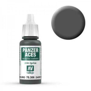Panzer Aces 006 Dark Rubber 17 ml