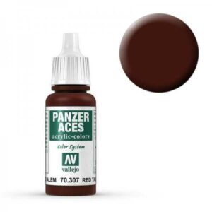 Panzer Aces 007 Red Tail Light 17 ml