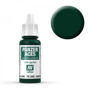 Panzer Aces 008 Green Tail Light 17 ml
