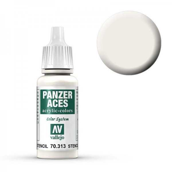 Panzer Aces 013 Stencil 17 ml