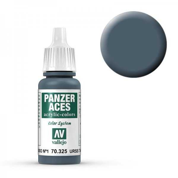 Panzer Aces 025 Russian Tankcrew I 17 ml