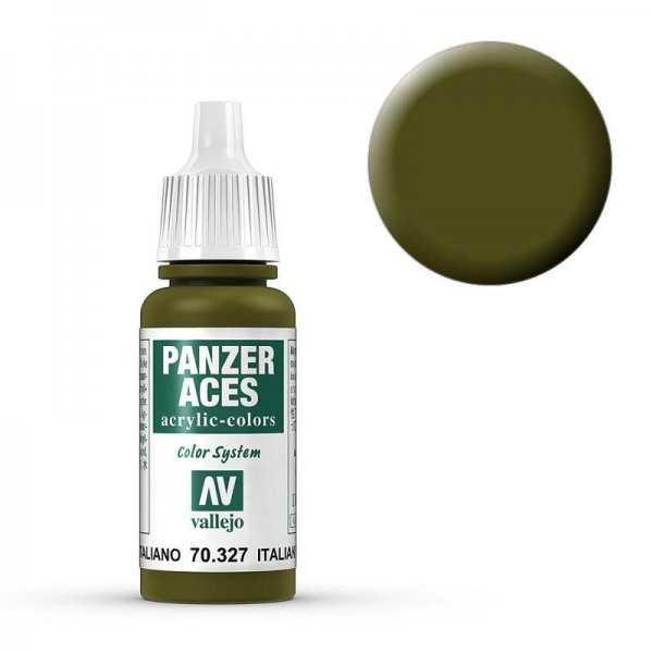 Panzer Aces 027 Italian Tankcrew 17 ml