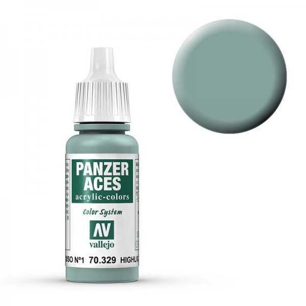 Panzer Aces 029 Highlight Russian Tankcrew I 17 ml
