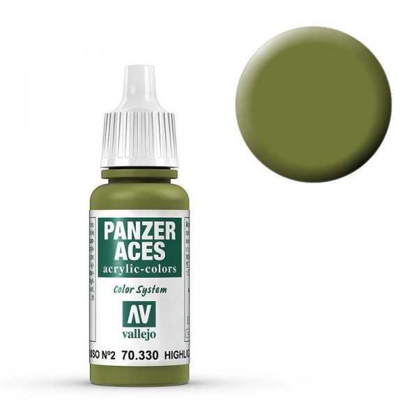Panzer Aces 030 Highlight Russian Tankcrew II 17 ml