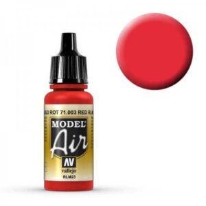 Model Air - Scharlachrot (Scarlet Red) - 17 ml