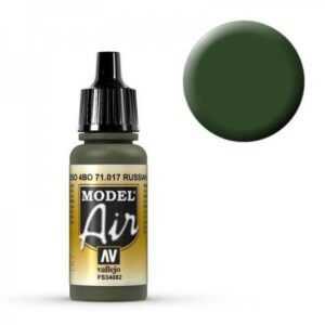 Model Air - Russischgrün (Russian Green) - 17 ml