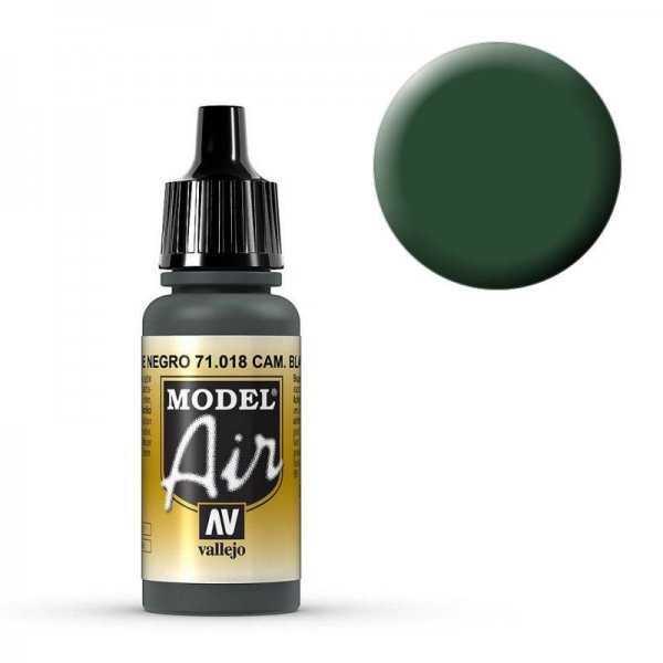 Model Air - Tarnfarbe Schwarzgrün (Cam. Black Green) - 17 ml