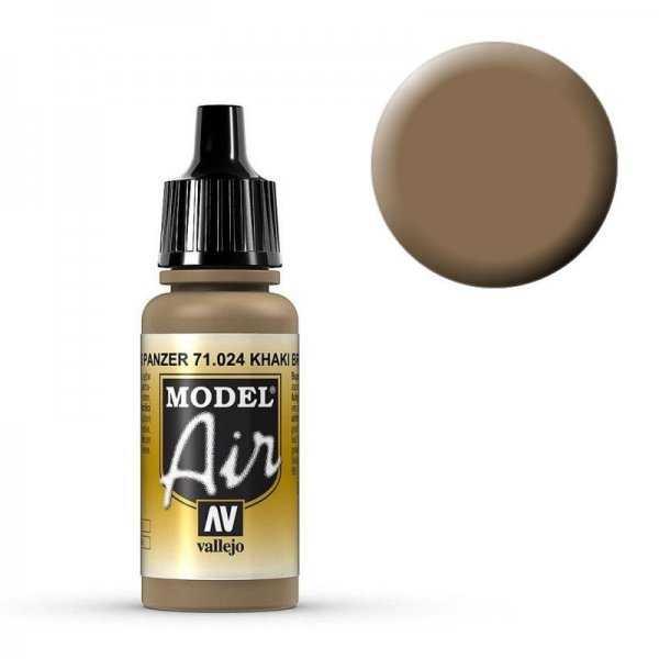 Model Air - Khakibraun (Khaki Brown) - 17 ml