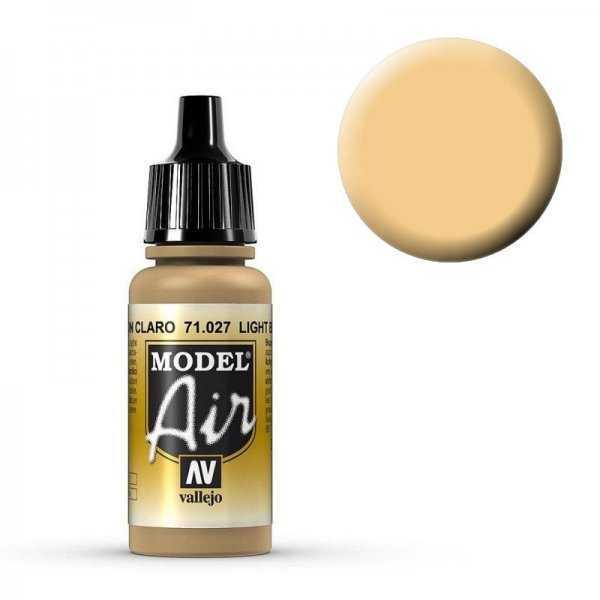 Model Air - Hellbraun (Light Brown) - 17 ml
