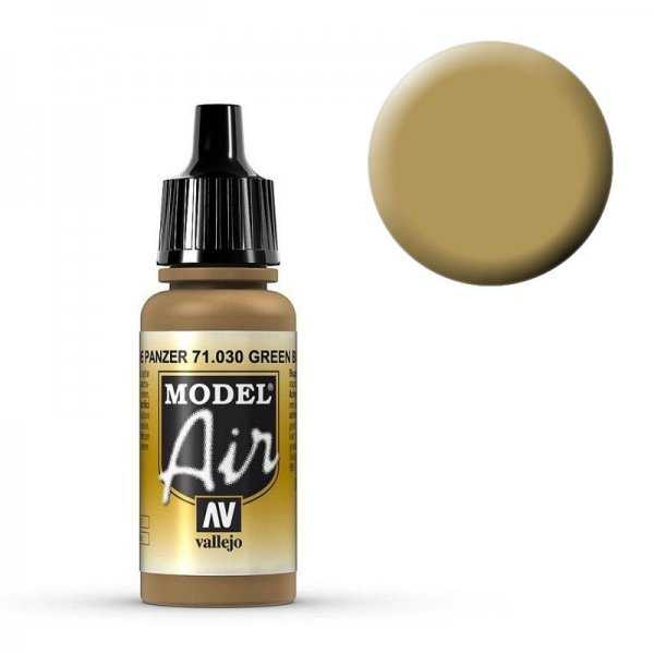Model Air - Grünbraun (Green Brown) - 17 ml