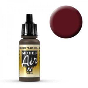 Model Air - Schiffsrumpfrot (Hull Red) - 17 ml