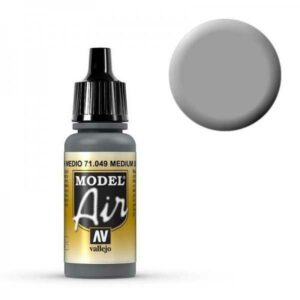 Model Air - Seegrau mittel (Medium Sea Grey) - 17 ml