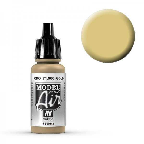 Model Air - Gold (Gold) - 17 ml