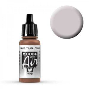 Model Air - Kupfer (Copper) - 17 ml