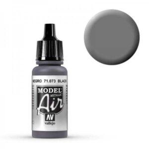 Model Air - Schwarz (Black Metal) - 17 ml