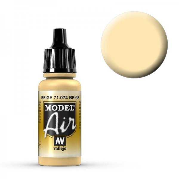 Model Air - Feldbraun (Radome Tan) - 17 ml