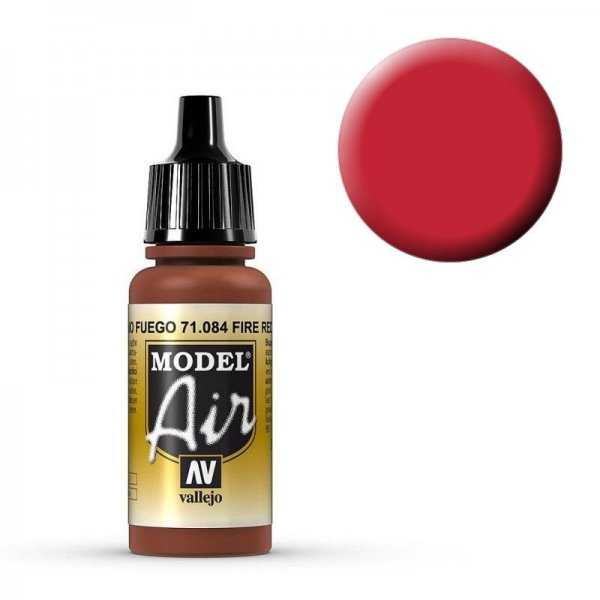 Model Air - Feuerrot (Fire Red) - 17 ml