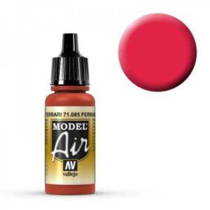 Model Air - Ferrarirot (Italian Red) - 17 ml