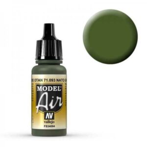 Model Air - NATO Green - 17 ml