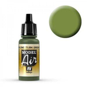 Model Air - Zinkgrün (Green Zinc Chromate) - 17 ml