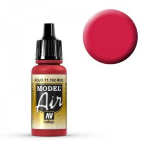 Model Air - Rot  (Red) RLM 23 - 17 ml